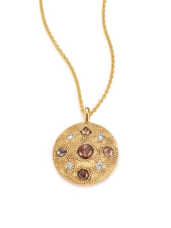 De Beers  - Talisman Core Diamond Pendant Necklace