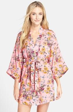 Nordstrom - Sweet Dreams Woven Robe