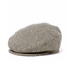 Polo Ralph Lauren - Herringbone Silk-Wool Cap
