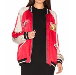 Bardot - Reversible Beau Bomber Jacket