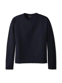 Jil Sander - Crew Neck Long Sleeve Sweater