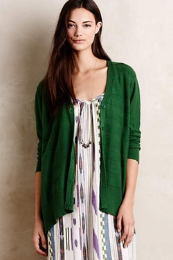 Left of Center - Valonia High-Low Cardigan