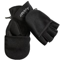 Auclair  - Fleece Fishing Gloves with Flip-Top Glomitts