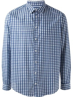 MSGM - Gingham Check Shirt