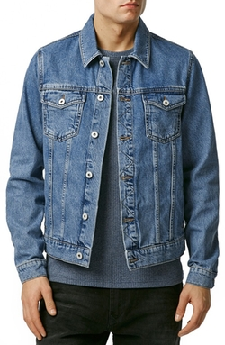 Topman  - Denim Jacket