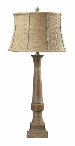 Sterling Industries  - Drum Shade Table Lamp