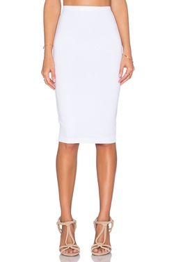 Bobi - Heavy Spandex Pencil Skirt