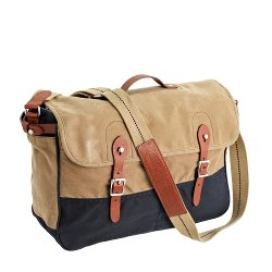Abingdon  - Two Tone Messenger Bag