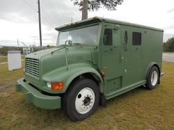 International - 2000 4700 Armored Truck