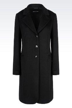 Emporio Armani - Cashmere Classic Coat