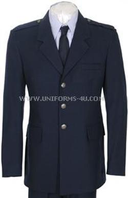 uniforms-4u - USAF OFFICER SERVICE DRESS BLUE COAT