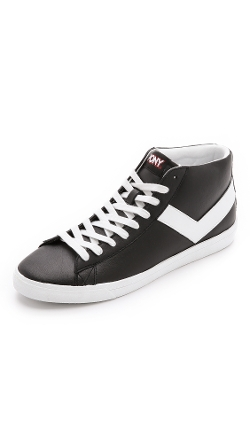 Pony - Topstar High Top Sneakers