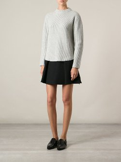 Proenza Schouler  - Chunky Knit Jumper Sweater