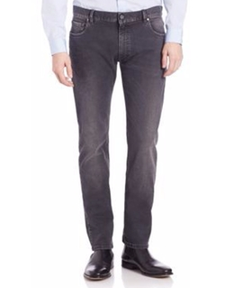 Z Zegna - Straight Fit Jeans