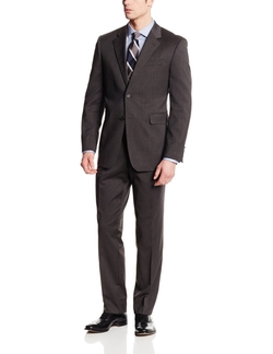 Nautica - Two-Button Classic-Fit Suit With Pleated Pant
