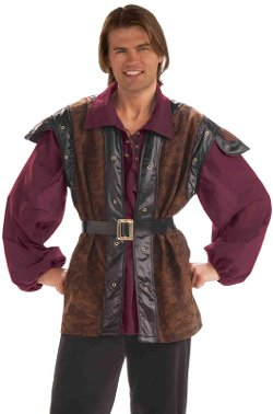 Pure Costumes - Medieval Mercenary Adult Costume