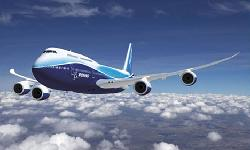 The Boeing Company  - 747 8 Transport Airplane