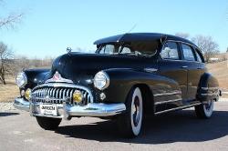 Buick  - 1947 Special 4 Door Sedan