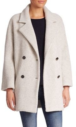 MiH Jeans - Larking Textured Coat