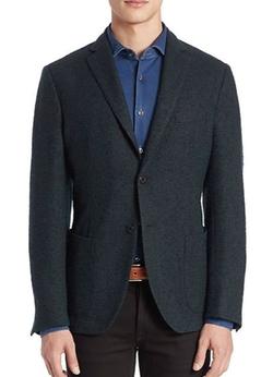 Slowear  - Wool-Blend Blazer