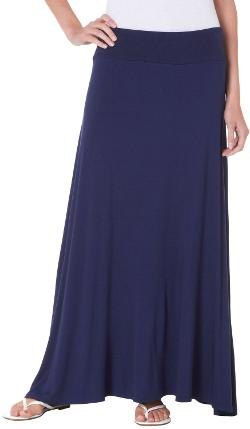 Bay Studio - Womens Long Maxi Skirt