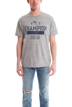 Todd Snyder  - NY Champion Graphic T-Shirt