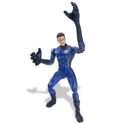 Toy Biz World Wide - Deluxe Roto Mr. Fantastic Action Figure