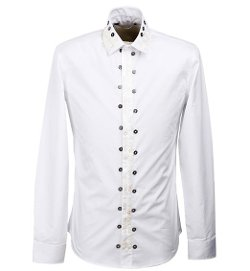SMT - Slim Fit Formal Fashion Dress Shirt