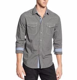 American Rag - Mini Houndstooth Shirt