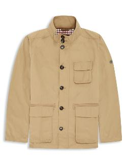 Ben Sherman  - Memory Nylon Field Jacket