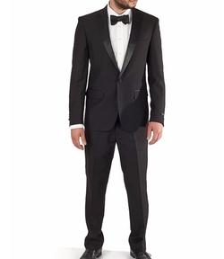Azar Man - Slim Fit Tuxedo Suit
