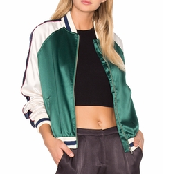 Lovers + Friends - X Revolve The Exclusive Bomber Jacket