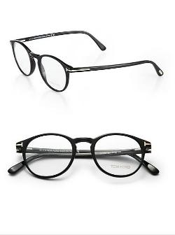 Tom Ford Eyewear  - Vintage Round Optical Glasses