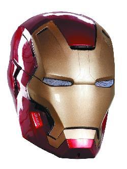 Disguise - Iron Man 3 Iron Man Mark 42 Adult Helmet