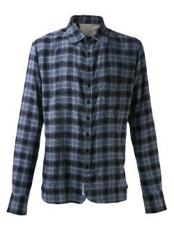 RAG & BONE  - placked plaid shirt