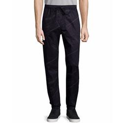 Hudson - Elliot Printed Drawstring Pants