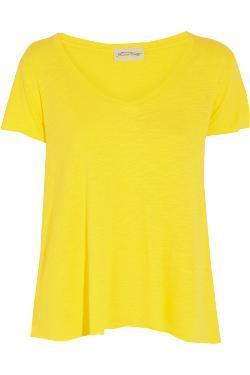 American Vintage  - Jacksonville Cotton-blend Jersey T-shirt
