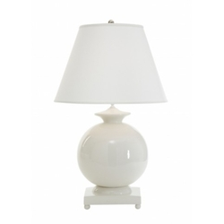Well Appointed House - Italian Ceramic Table Lamp