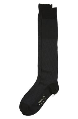 John W. Nordstrom - Over the Calf Diamond Socks
