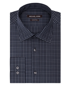 Michael Kors - Checked Dress Shirt