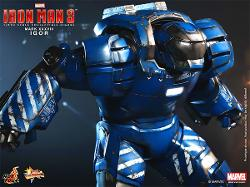 Hot Toys - 1/6 Scale Collectible Diecast Figure Iron Man Mark 38 Igor