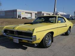 Mercury - 1969 Cougar Coupe