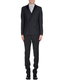 Tombolini - Peek Lapel Suit