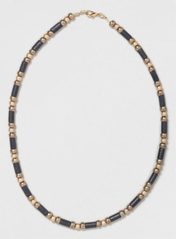 Topman - Beaded Short Necklace