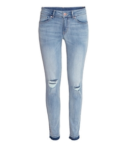 H&M - Super Skinny Ankle Jeans