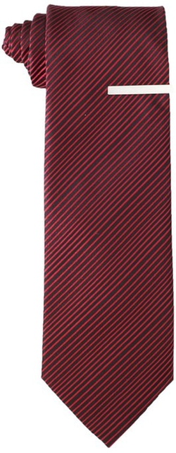 Little Black Tie - Stripe Necktie