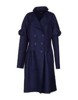 Fendi - Wool-Blend Long Trench Coat