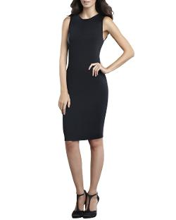 St. John Collection  - Milano Knit Sleeveless Dress