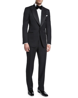 Tom Ford - Windsor Base Peak-Lapel Tuxedo