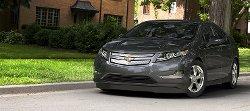 Chevrolet  - Volt Sedan